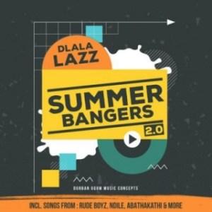 Dlala Lazz - Gqomoza (feat. K.Dot)